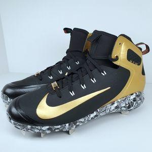 New Nike Huarache BHM Baseball Cleats Mens Size 10
